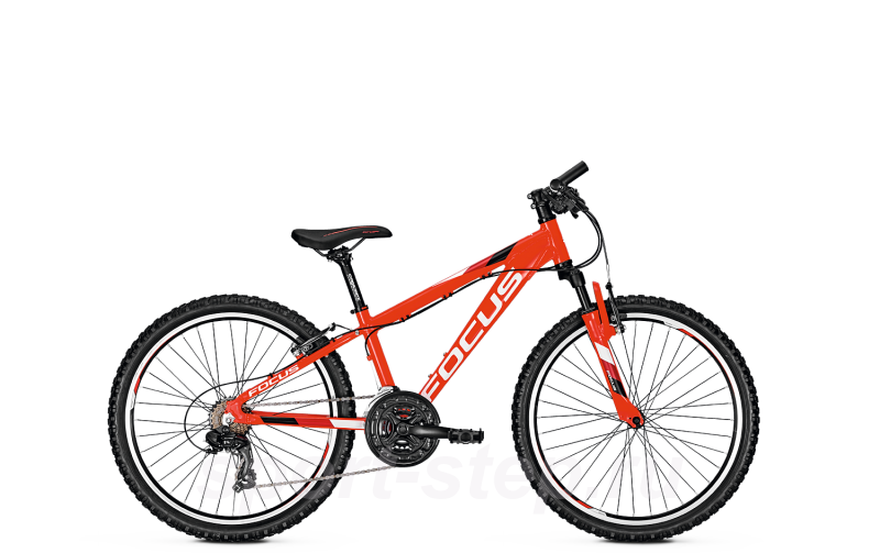 Велосипед Focus Raven Rookie 26 2018 red