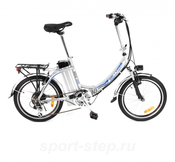 Электровелосипед Wellness Breeze 350