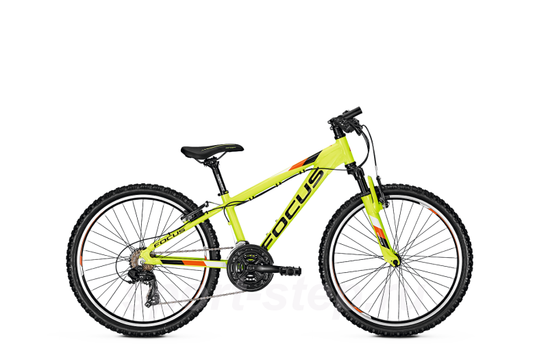 Велосипед Focus Raven Rookie 26 2018 green