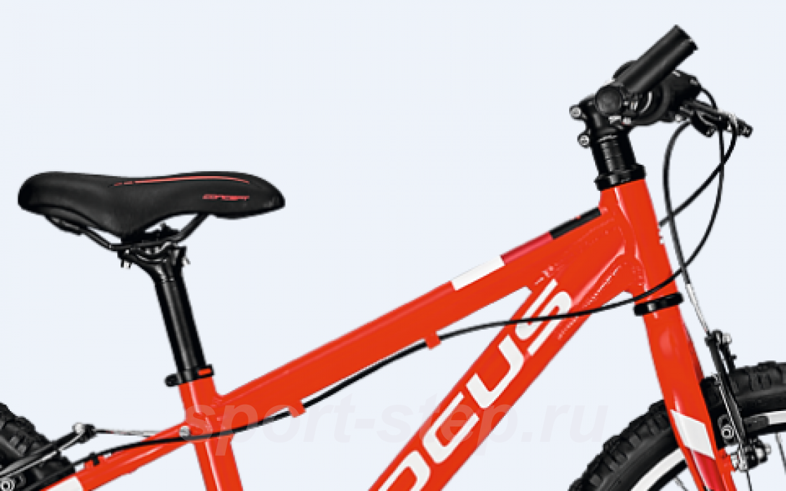 Велосипед Focus 2018 Raven Rookie 24 rigid red